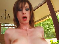 Tamed Teens Teens Lila and Miky slapped tapped stuffed