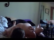 Young beautiful couple have a great fuck