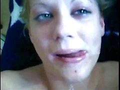 Cumshot Compilation #100 pt 2 Teen Amateur Blowjob Facial