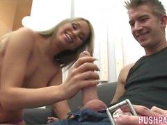 Teen Aleska likes a big cock in her beautiful ass!