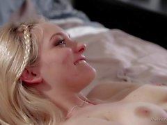 Naughty Teen Allie Rae Needs Hard Dick
