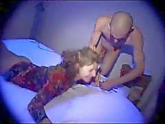 French Teen gets fucked in the ass