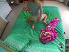 2kg of carrots for all my horny holes - CODEFUCK - hot blonde teen try anal