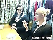 Explicit Smoking Teen Porno XXX