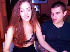 Amateur Teen Blowjob and Fuck Webcam 2