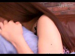 Japanese babe Erina stimulation test