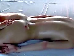 Massage orgasm technique