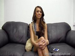 Hot sugarbaby scammed on casting couch