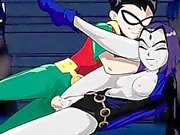 Teen Titans porn video