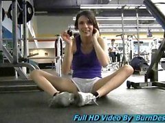 Aiden sexy teen this sporty girl is popular on playboy s