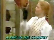 Teen Tiffany Walker Ride in the country
