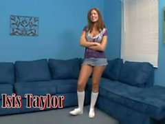 Sexy Isis Taylor Rides Mark Woods Cock 420