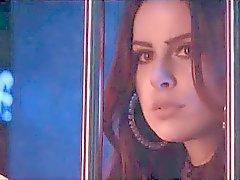 Lena Mayer Landruth sexy Poledance in Lingerie