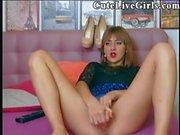 Nice Tits Beautiful Teen Cam Girl Orgasms No 1