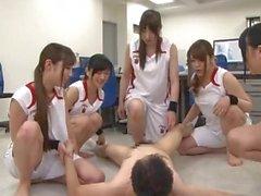 basketball femdom
