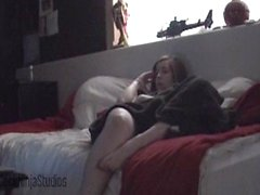 [Cock Ninja Studios]Brother Caught Sister Watching Porn and Joins Her