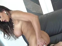 Amazing MILF Having Fun With A Young Girl