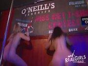 Amateur English, Irish and Scottish girls public booty shake compilation