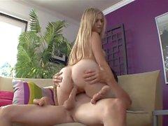 Stacie Jaxxx rides her stepdad
