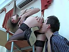 Anal craving young wife