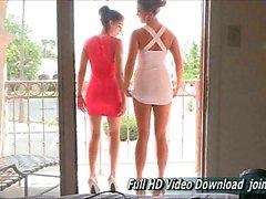 Kelsey And Hazel FTV Monster Girl Girl