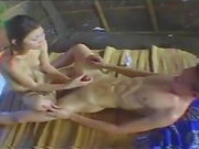 Thai Vintage Porn Movie Outdoor sex 2