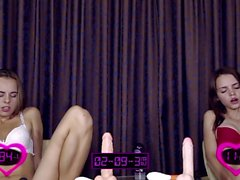 Yonitale: hot teen Ariel (Lilit A),amazing Katya Clover