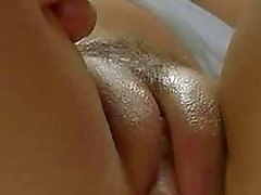 Tight pussy stretched wide