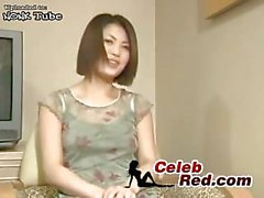 Cute Japanese Teen On Porn Casting