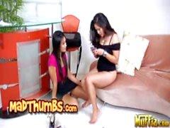 hot asian teen sluts share big cock