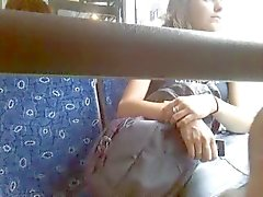 German public upskirt voyeur different. Bus stop girls 3