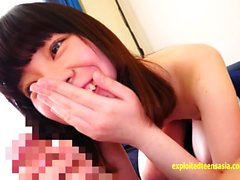 Jav Teen Haruka Okajima Sucks Then Fucks In Her Hairy