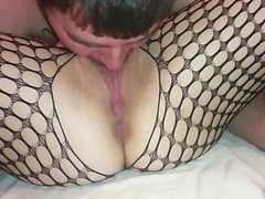 Pussy Squirts in His Mouth