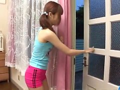 Kotone Aisaki, delights with amazing blowjob and sex