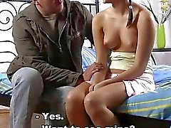 Firsttimer meets a cock