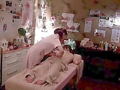 Voyeurcam in Massage Parlor