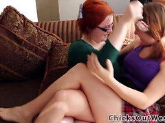 Plump real lesbian aussie