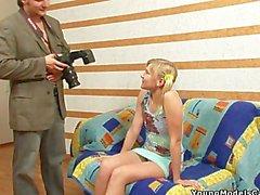Olga - russian teeny