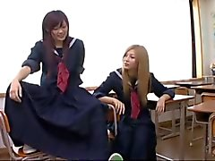 Japanese Schoolgirl Seduces Shy Mom...F70