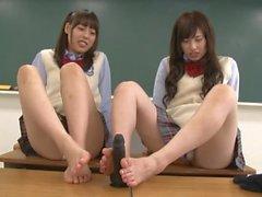 Do you like Japanese woman's sole?