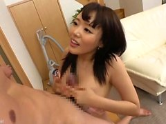 Cute Japanese Big Boobs Hairy Pussy