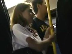 Young wife gets groped on the bus 1 - More On hdmilfcam