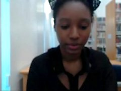 black teen from blackscrush naked in the library