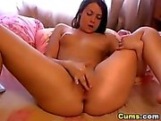 Hot Russian Teen Creamy Pussy HD