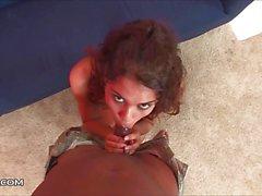 Babe Renae Cruz in a POV Fuck