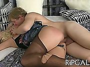 Orgasm from anal fucking