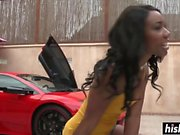 Chanell Heart gets a nice BBC