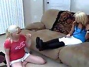 Lesbian Foot Worship 20