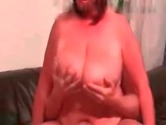 Sex Starved Big titted Granny's fucked senseless Teen son