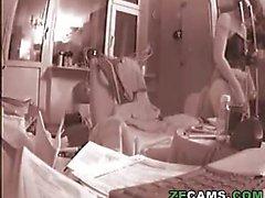 Spy camera into my secretary office